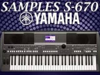 Samples ritimos pads mids + partituras..São mais de 3g p/ Yamaha