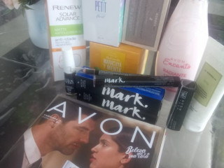 Vendo produtos  da avon