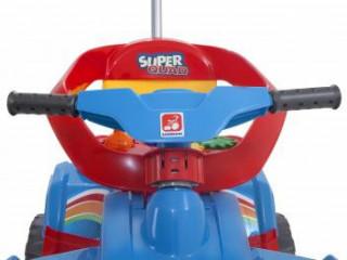 Quadriciclo Infantil a Pedal Super Quad - Bandeirante