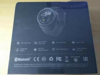 Relogio Smartwatch Xiaomi Amazfit Verge A1811 Global - Novo!