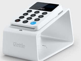 Máquina de Cartões de Débito e Crédito é Izettle!