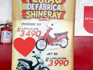 Shineray Jet