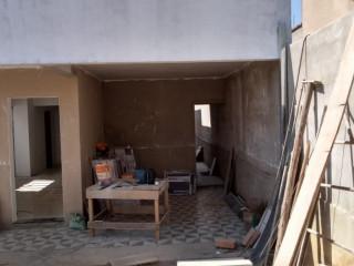 Excelente Casa no Bairro Visão fase final de acabamento