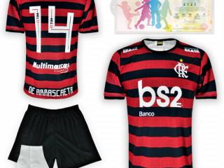 Kit infantil Flamengo
