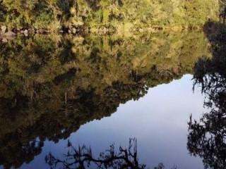 Sitio de 6 HA com casa e rio em sao francisco de paula