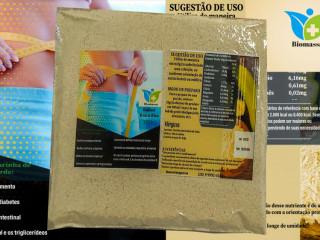 (Promoção)Biomassa - Amido Resistente/Sabor Baunilha