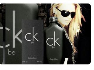 Perfume Calvin Klein CK BE Unissex EAU DE Toilette