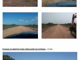 Fazenda em Luciara-MT