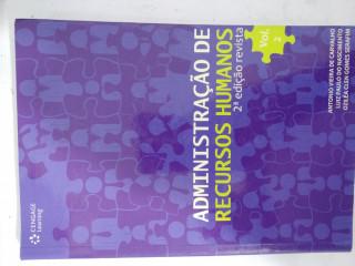 Administração de Recursos Humanos Vol. 1 e 2
