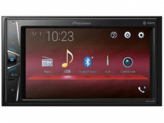 "Central Multimídia Pioneer MVH-G218BT LCD 6,2"" - Touch Bluetooth USB A"