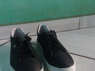 Par de sapato novo street walker tamanho 43