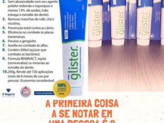 Creme Dental clareador+