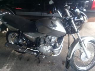 Vendo ou troco moto Honda CG tinta ks 150