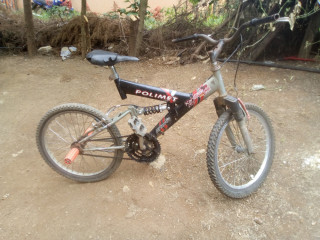 Vendo ou troco bicicleta muito boa dois amortecedores