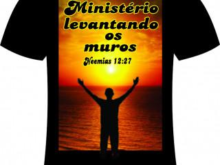 Compre sua camisa e seja agraciado pelo reino de Deus .