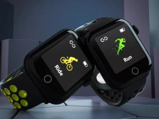 Relógio Smartwatch Pro Life à prova d'água (compatível com Iphone e An