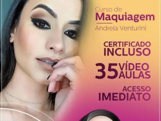 Curso online de maquiagem!