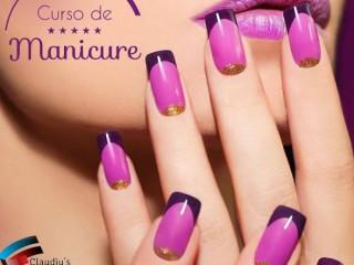 Curso online manicure é pedicure!