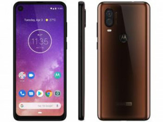 "Smartphone Motorola One Vision 128GB Bronze - 4G 4GB RAM 6,34"""