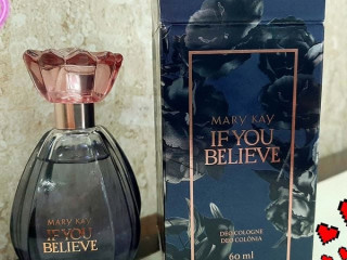 Perfume If You Believe Mary Kay Sorocaba
