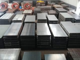 Chapas e bobinas de aço carbono