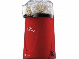 Pipoqueira Elétrica Lenoxx Pop Red - Vermelha 3 Xícaras de Pipoca 110V