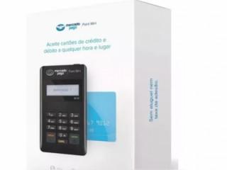 maquina de cartão  mini poit mercado pago