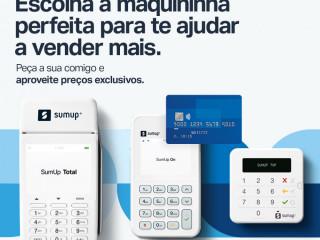 Maquina de cartão SumUp