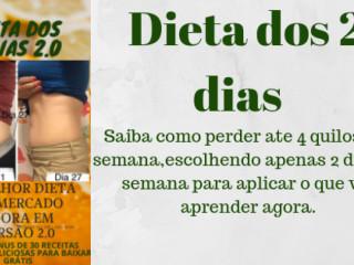 DIETA DOS 2 DIAS