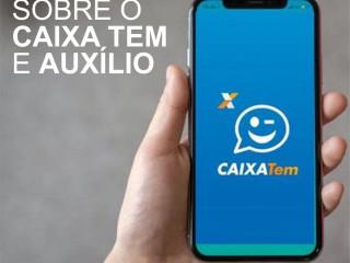 """Tudo sobre CAIXA TEM e AUXÍLIO EMERGENCIAL """"Sem erros"""""""