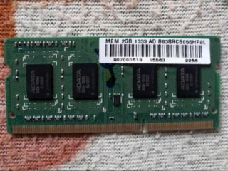 2 memórias RAM 2GB DDR3 1333MHZ (LEIA A DESCRIÇÃO!)