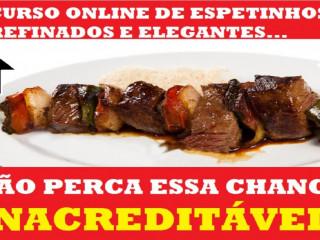 ESPETINHO DO CHEF