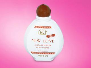 NEW LOVE - LOÇÃO HIDRATANTE