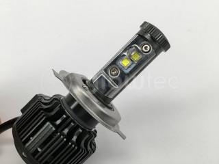 Chegou a melhor lâmpadas de led para sua moto cree mt-g2 chips
