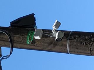 Estalaçao e manutenção antenas câmeras