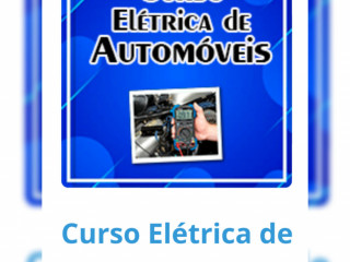Curso online Elétrica de Automóveis link na descrição