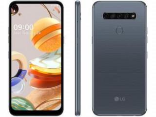 Smartphone LG k61  128GB Titânio