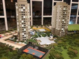 Apartamento Helbor na planta Praças de Ipoema
