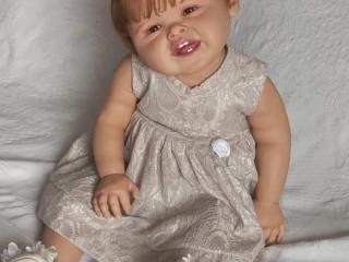 Bebê REBORN Autentico Mega Realista