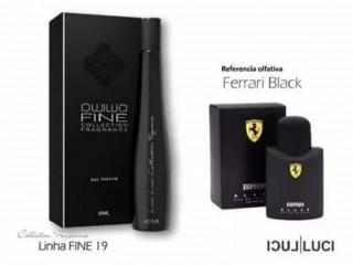 Perfume Luci Luci M01 - Inspiração Ferrari Black