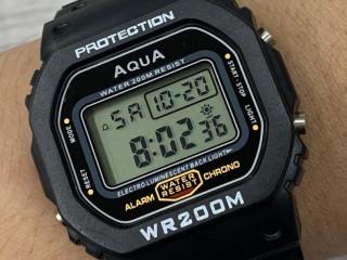 Relógios a prova de água
