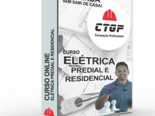 CURSO ONLINE -  ELÉTRICA PREDIAL E RESIDENCIAL
