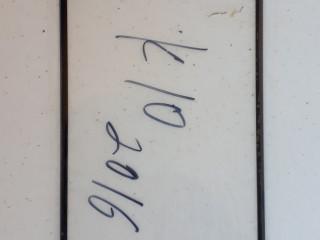 Tela Vidro LG K10 2016 K430 - Por Carta Registrada. Consulte Preço