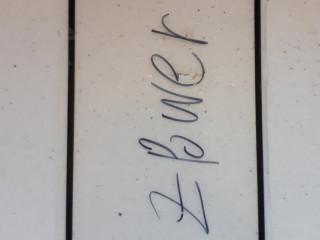Tela Vidro Moto Z Power Xt1650-03 - Por Carta Registrada. Consulte Pre