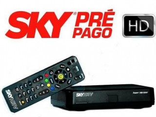 Receptor Sky Pre Pago Flex HD