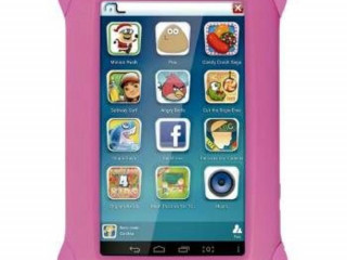 Tablet Kid-pad 7 Polegadas 8 Gb Wi-fi Dual Core 1 Camera And