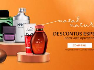 Natura perfumes e cosméticos