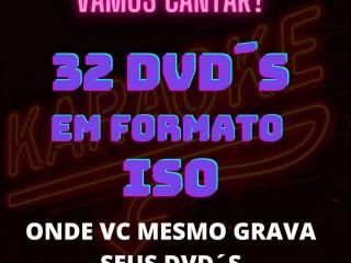 COLEÇÃO DE DVDOKÊ EM FORMATO ISO