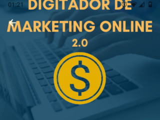 Digitador de marketing digital 2.0
