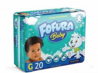 Super Promoção Fraldas Fofura Baby Prática